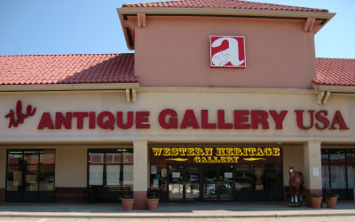 Antique Galleries